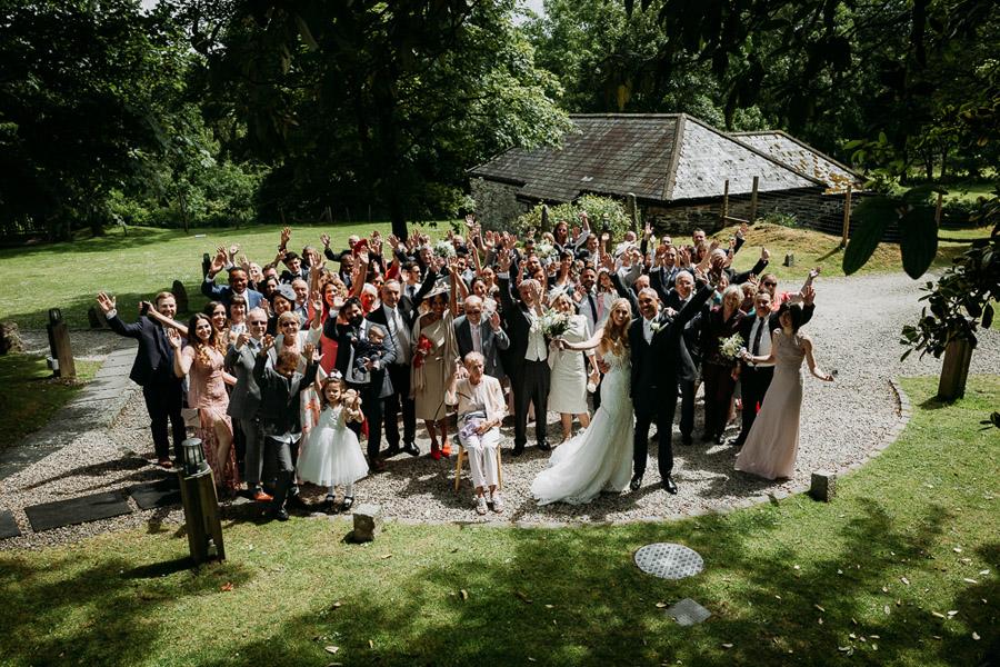 Hannah & Joel's elegant rustic Cornish wedding, with Alexa Poppe Wedding Photography (25)