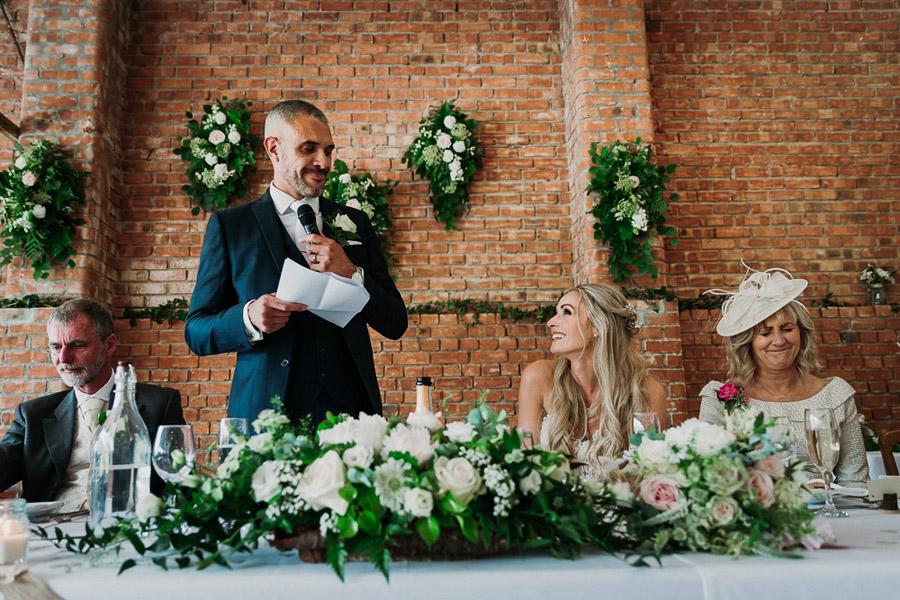 Hannah & Joel's elegant rustic Cornish wedding, with Alexa Poppe Wedding Photography (46)