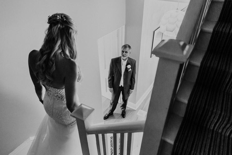 Hannah & Joel's elegant rustic Cornish wedding, with Alexa Poppe Wedding Photography (5)