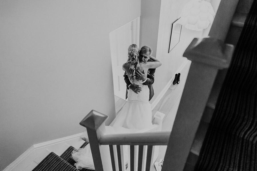 Hannah & Joel's elegant rustic Cornish wedding, with Alexa Poppe Wedding Photography (6)