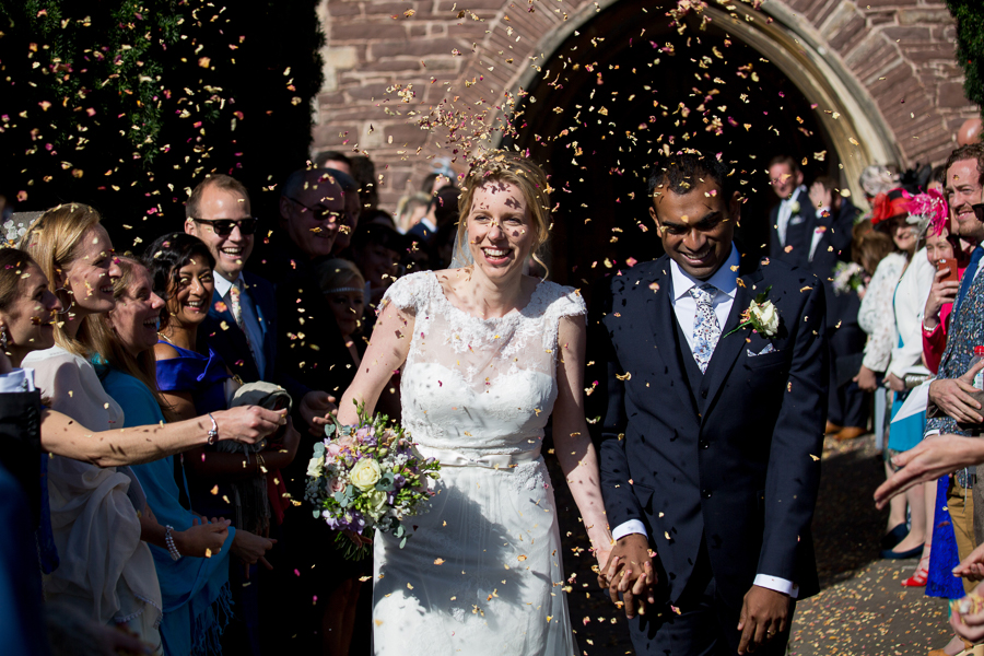 Claire & Senaka's elegant rustic Kingscote Barn wedding, with Martin Dabek Photography (13)