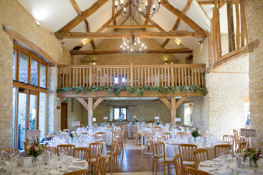 Claire & Senaka's elegant rustic Kingscote Barn wedding, with Martin Dabek Photography (17)