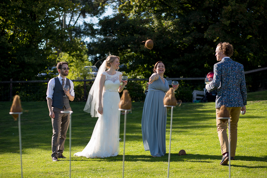 Claire & Senaka's elegant rustic Kingscote Barn wedding, with Martin Dabek Photography (22)
