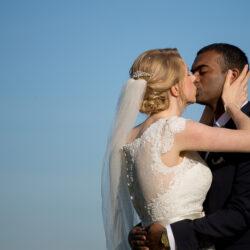 Claire & Senaka's elegant rustic Kingscote Barn wedding, with Martin Dabek Photography