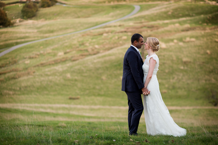 Claire & Senaka's elegant rustic Kingscote Barn wedding, with Martin Dabek Photography (28)