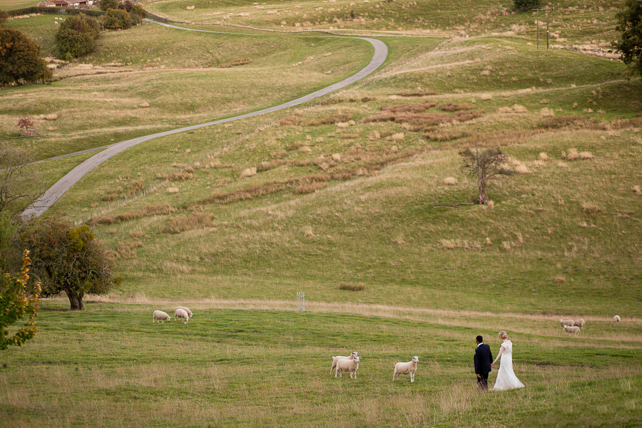 Claire & Senaka's elegant rustic Kingscote Barn wedding, with Martin Dabek Photography (29)