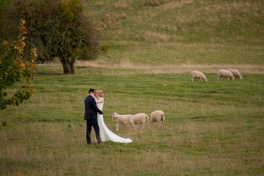 Claire & Senaka's elegant rustic Kingscote Barn wedding, with Martin Dabek Photography (30)