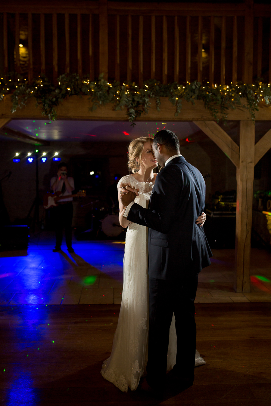 Claire & Senaka's elegant rustic Kingscote Barn wedding, with Martin Dabek Photography (32)