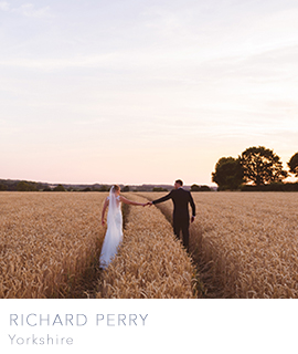 Richard Perry Yorkshire wedding photographer