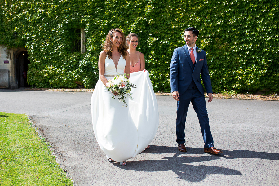 Maureen & Liam's graceful and classic Thornbury Castle wedding, with Martin Dabek Photography (12)