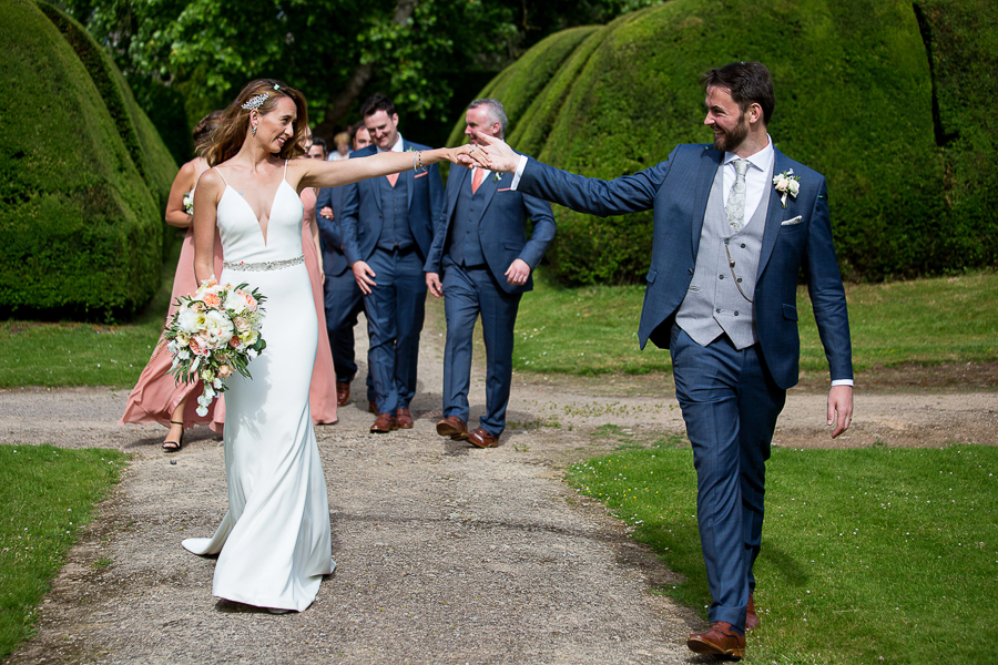 Maureen & Liam's graceful and classic Thornbury Castle wedding, with Martin Dabek Photography (22)