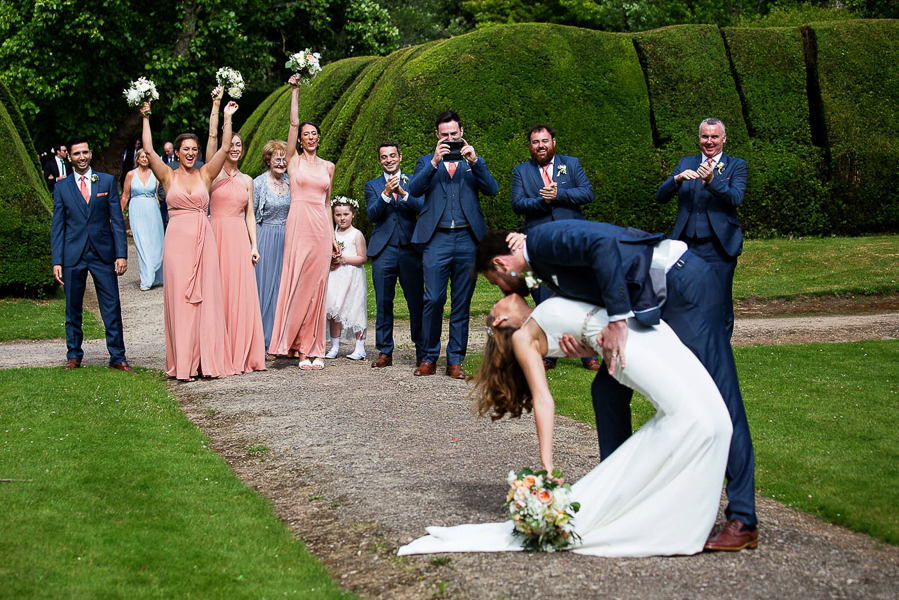 Maureen & Liam's graceful and classic Thornbury Castle wedding, with Martin Dabek Photography (23)