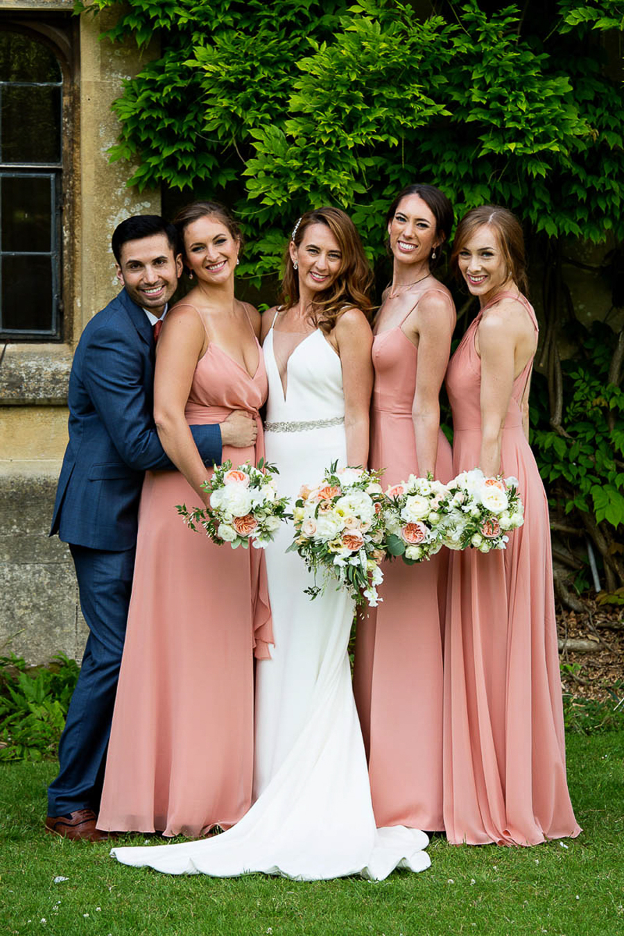 Maureen & Liam's graceful and classic Thornbury Castle wedding, with Martin Dabek Photography (24)
