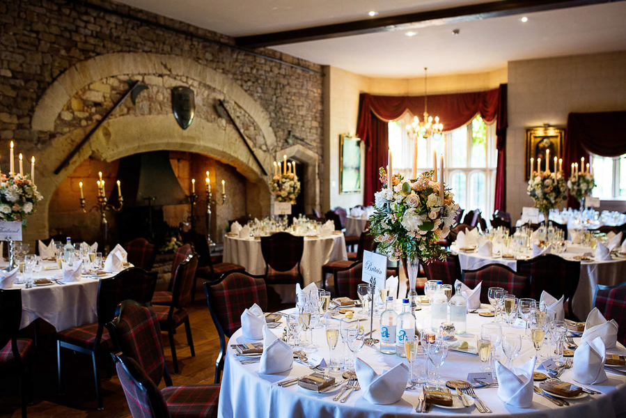 Maureen & Liam's graceful and classic Thornbury Castle wedding, with Martin Dabek Photography (29)
