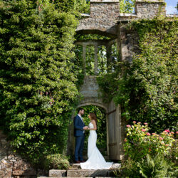 Maureen & Liam's graceful and classic Thornbury Castle wedding, with Martin Dabek Photography