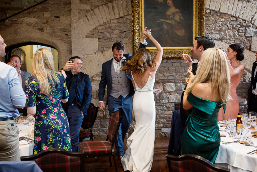 Maureen & Liam's graceful and classic Thornbury Castle wedding, with Martin Dabek Photography (42)