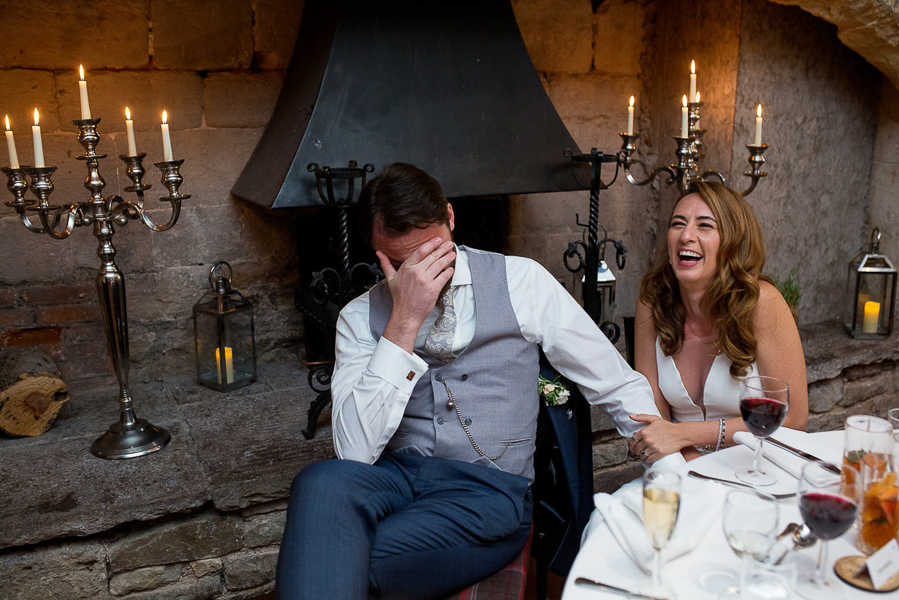 Maureen & Liam's graceful and classic Thornbury Castle wedding, with Martin Dabek Photography (45)