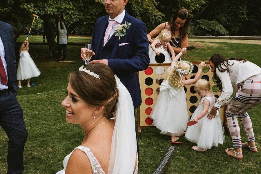 Sarah & Terry's brilliantly fun family wedding at Hampton Manor, with York Place Studios (2)