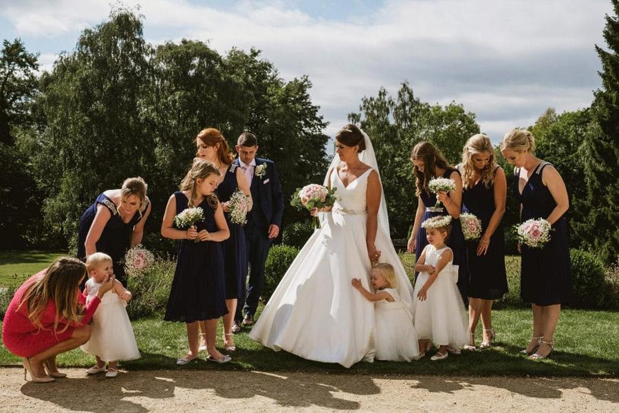 Sarah & Terry's brilliantly fun family wedding at Hampton Manor, with York Place Studios (29)