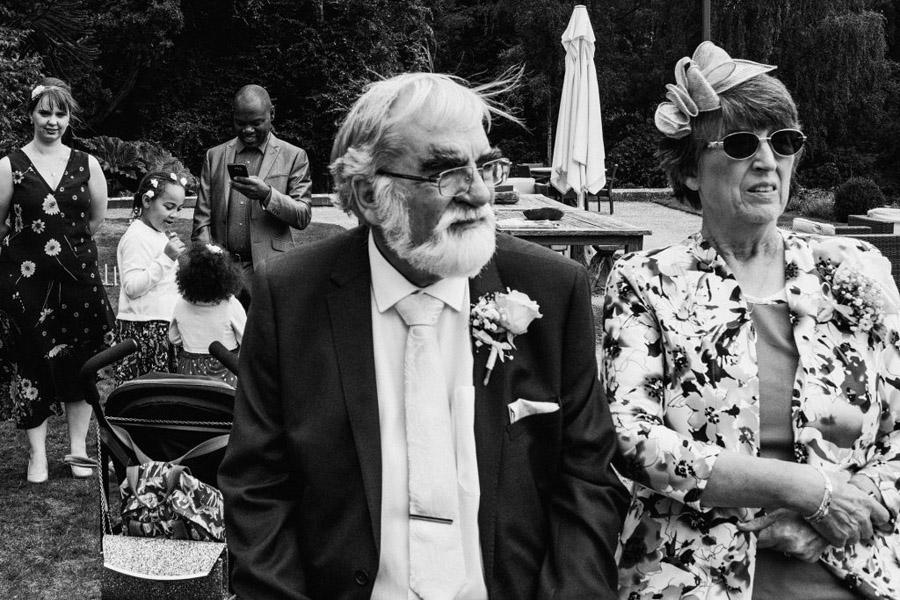 Sarah & Terry's brilliantly fun family wedding at Hampton Manor, with York Place Studios (1)