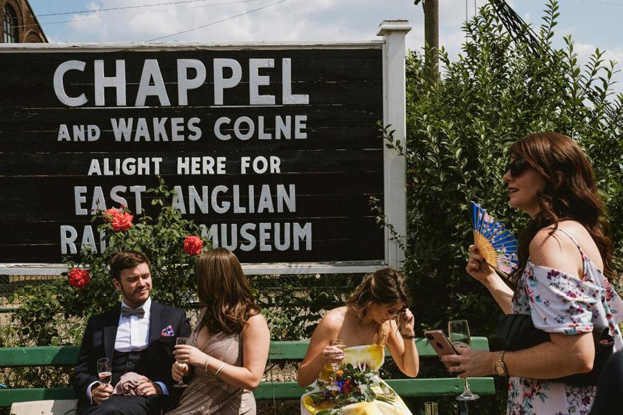 Vicky & Matt's family focused, fun East Anglian Railway Museum wedding, with York Place Studios (26)