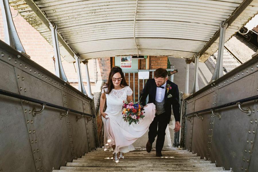 Vicky & Matt's family focused, fun East Anglian Railway Museum wedding, with York Place Studios (27)