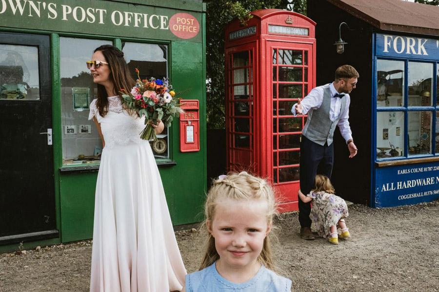 Vicky & Matt's family focused, fun East Anglian Railway Museum wedding, with York Place Studios (32)