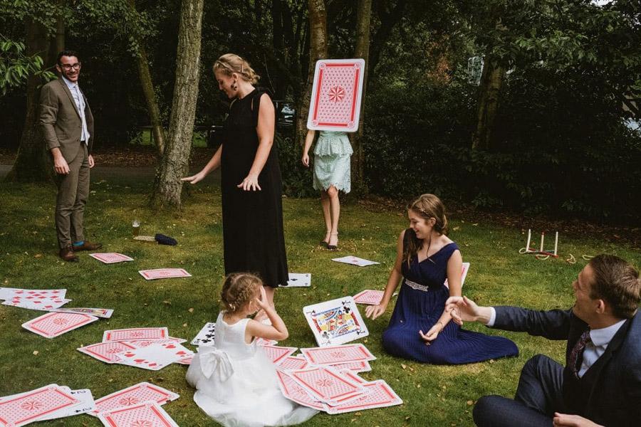 Sarah & Terry's brilliantly fun family wedding at Hampton Manor, with York Place Studios (41)