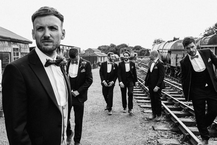 Vicky & Matt's family focused, fun East Anglian Railway Museum wedding, with York Place Studios (33)