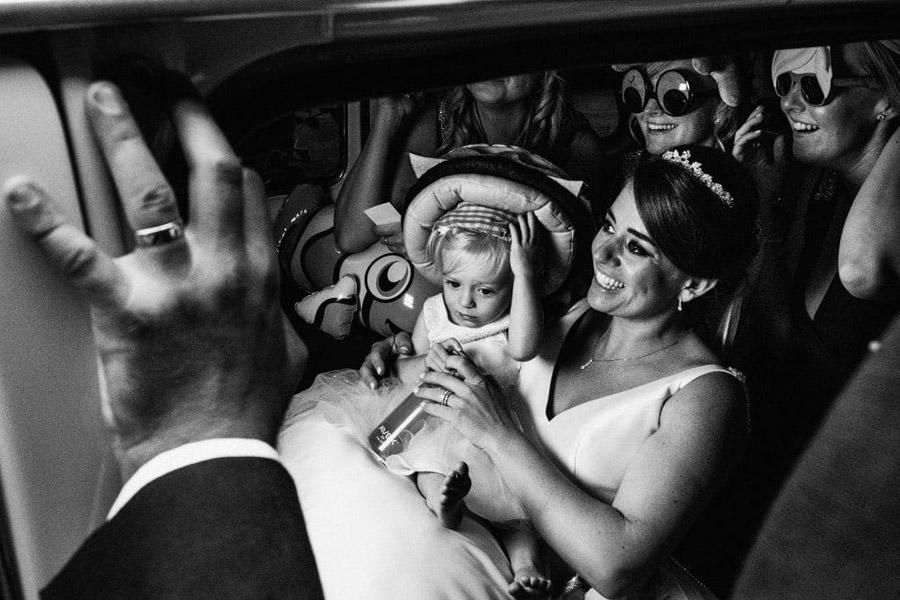 Sarah & Terry's brilliantly fun family wedding at Hampton Manor, with York Place Studios (44)