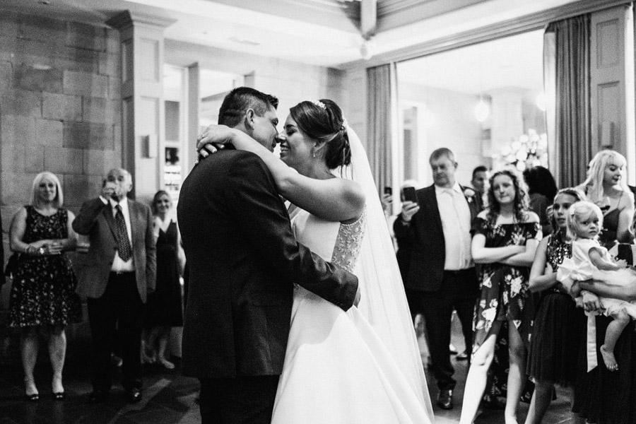 Sarah & Terry's brilliantly fun family wedding at Hampton Manor, with York Place Studios (47)