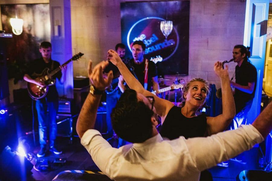 Sarah & Terry's brilliantly fun family wedding at Hampton Manor, with York Place Studios (51)