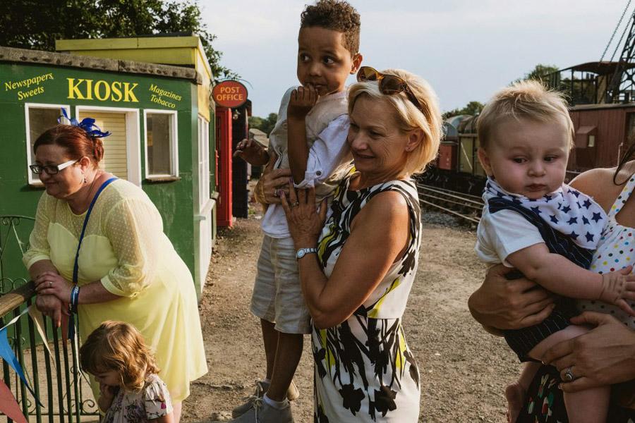 Vicky & Matt's family focused, fun East Anglian Railway Museum wedding, with York Place Studios (43)
