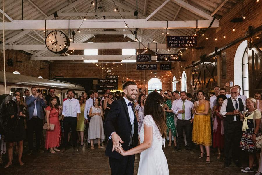 Vicky & Matt's family focused, fun East Anglian Railway Museum wedding, with York Place Studios (45)