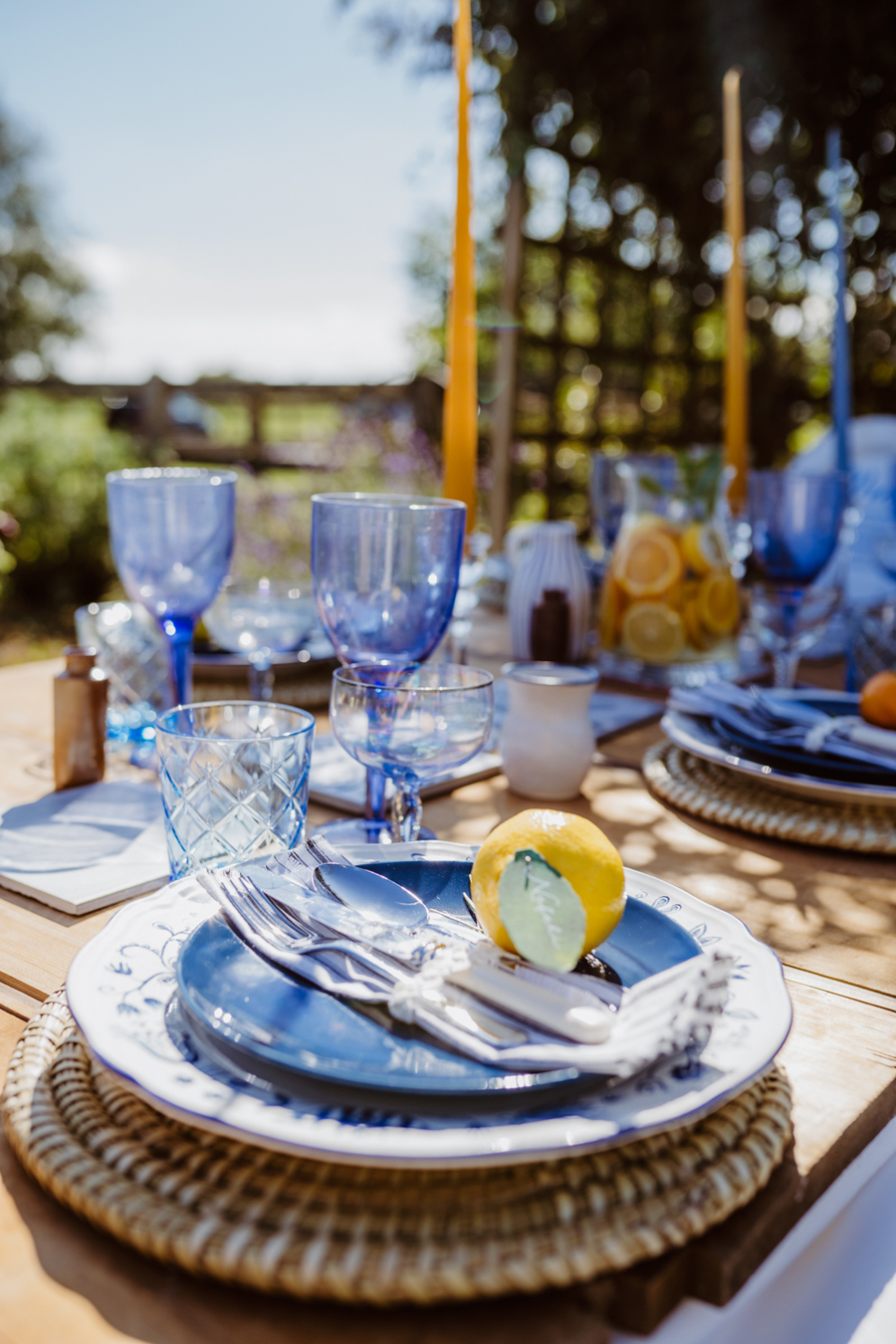 Wedding Catering, Styled Tables and Crockery Hire, with Enamelware Events (10)