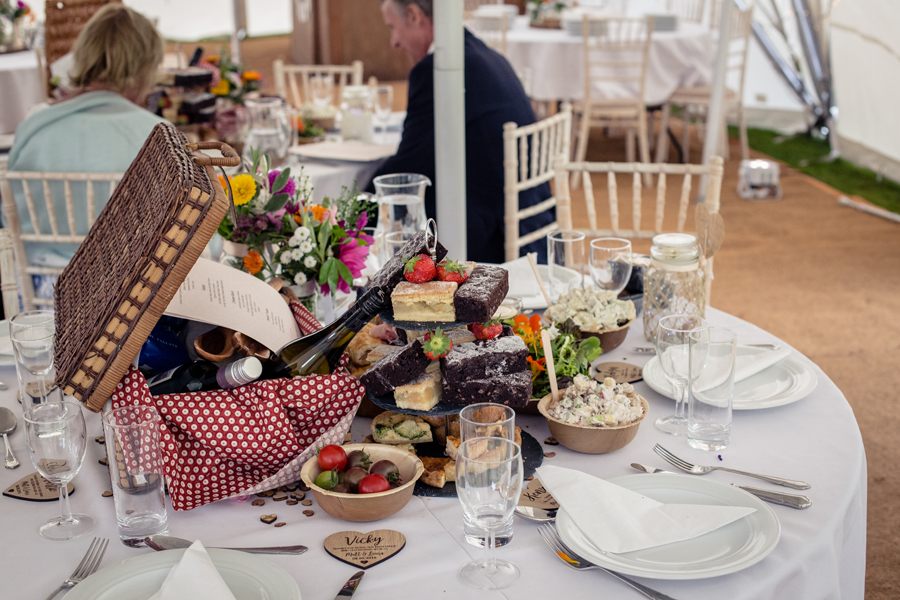 Wedding Catering, Styled Tables and Crockery Hire, with Enamelware Events (8)