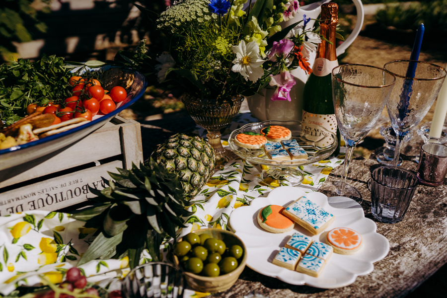 Wedding Catering, Styled Tables and Crockery Hire, with Enamelware Events (7)