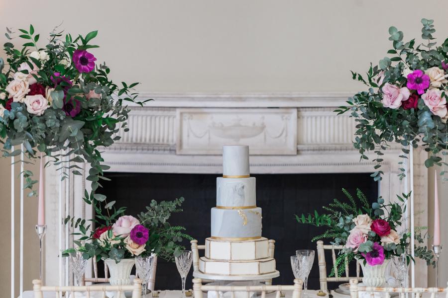 Breathtakingly beautiful - diversity wins in this stunning RSA London wedding editorial! (36)