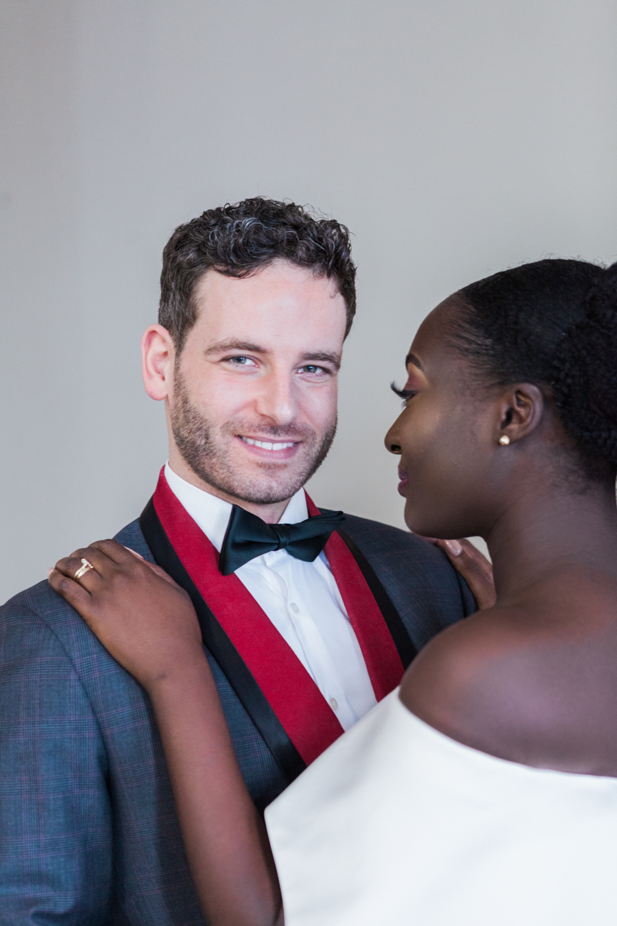 Breathtakingly beautiful - diversity wins in this stunning RSA London wedding editorial! (33)