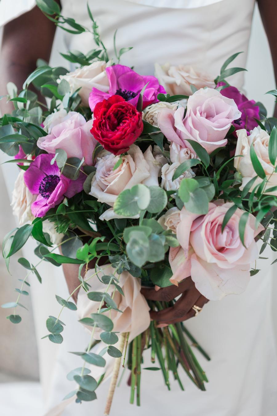 Breathtakingly beautiful - diversity wins in this stunning RSA London wedding editorial! (23)