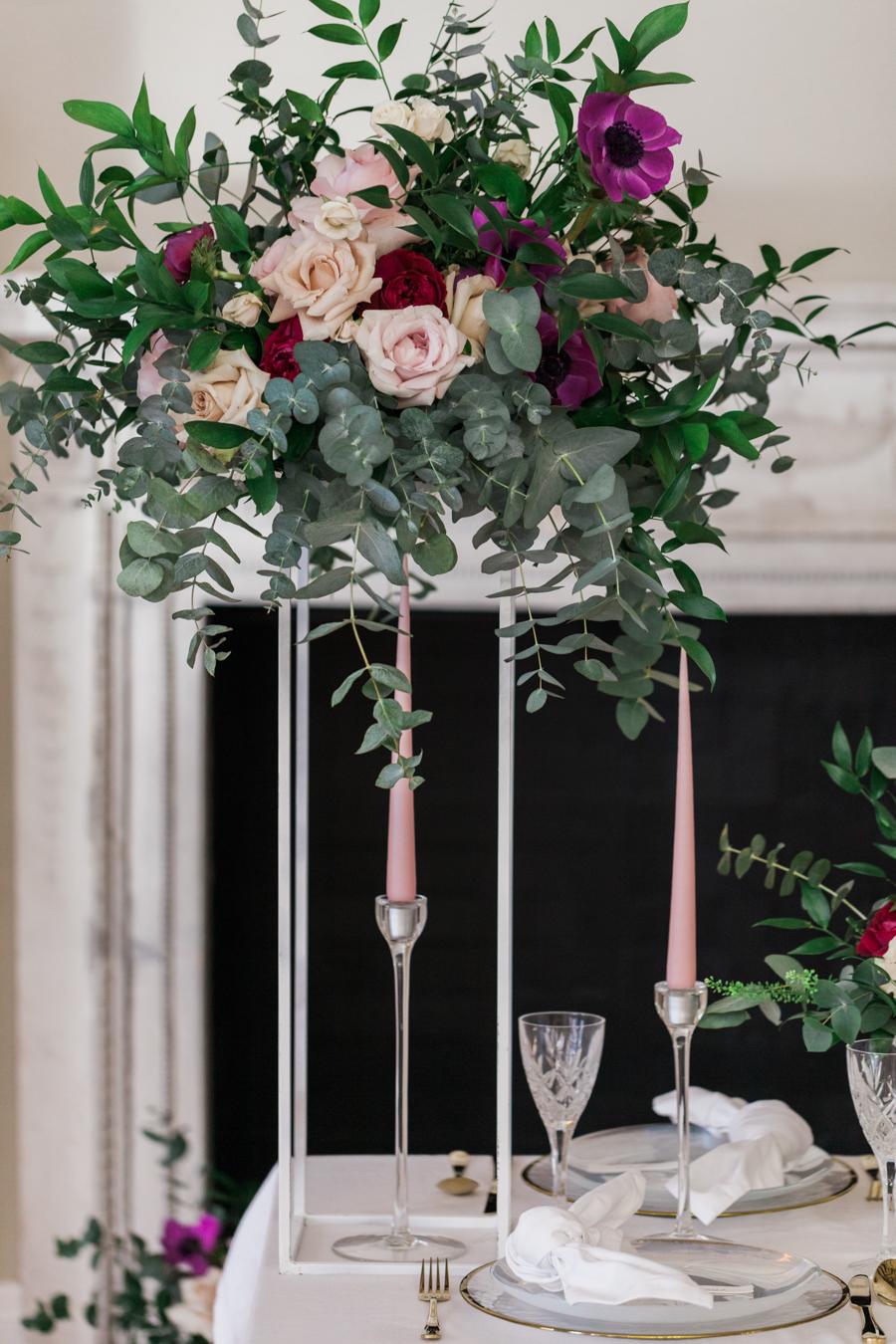 Breathtakingly beautiful - diversity wins in this stunning RSA London wedding editorial! (56)
