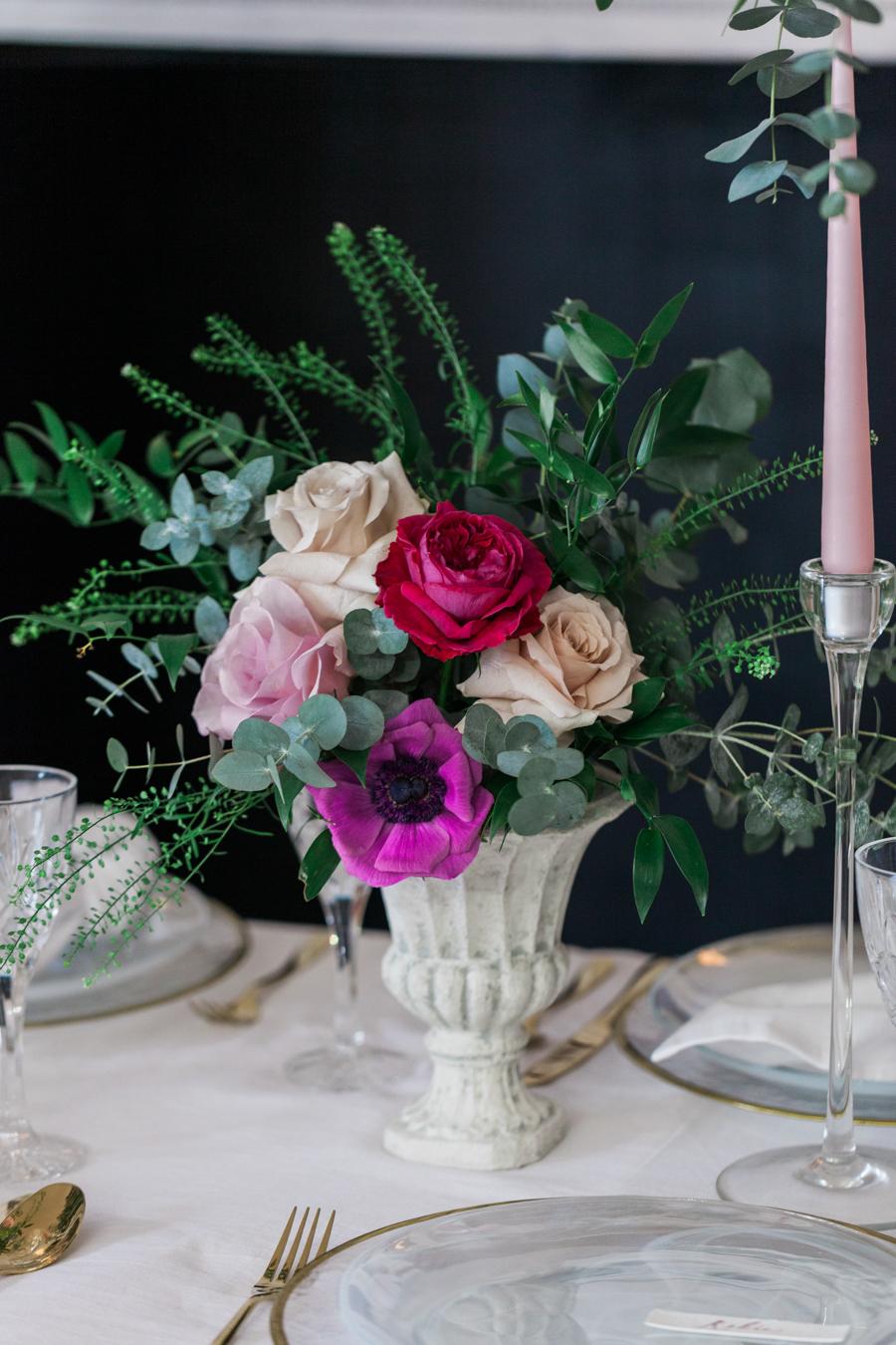 Breathtakingly beautiful - diversity wins in this stunning RSA London wedding editorial! (55)