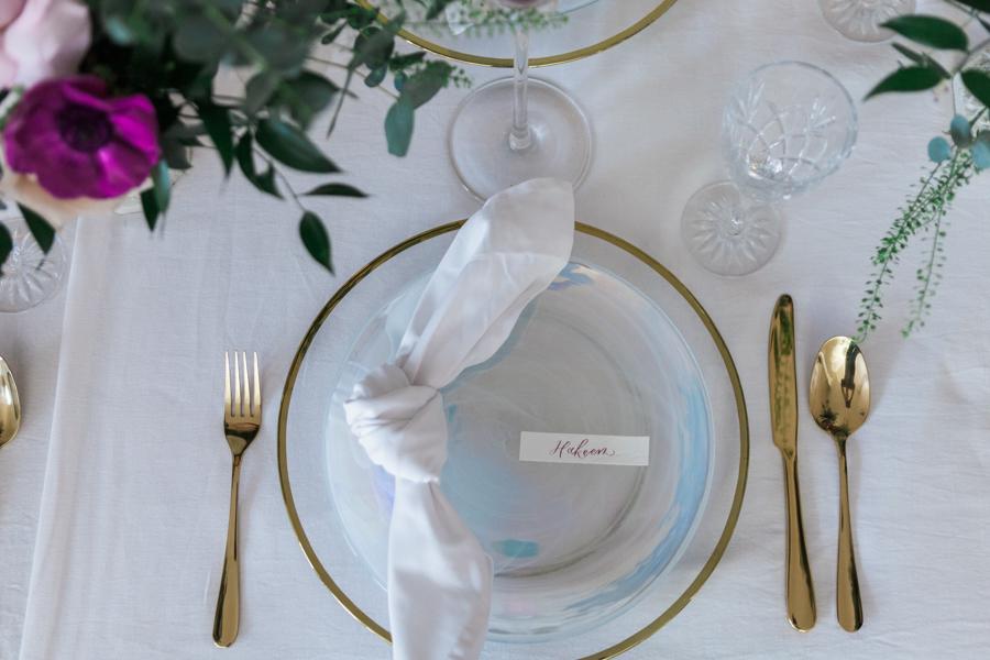 Breathtakingly beautiful - diversity wins in this stunning RSA London wedding editorial! (54)