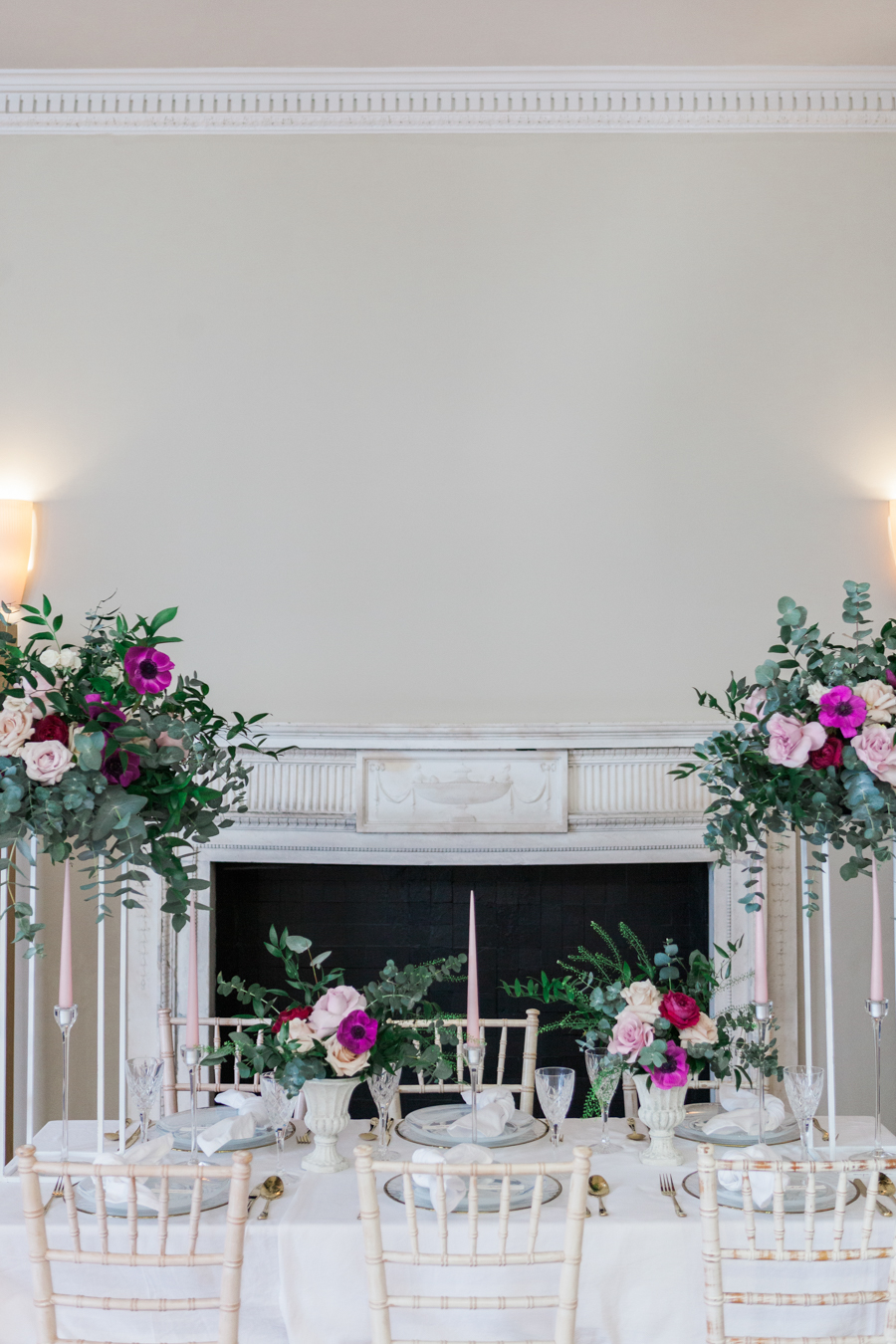Breathtakingly beautiful - diversity wins in this stunning RSA London wedding editorial! (51)