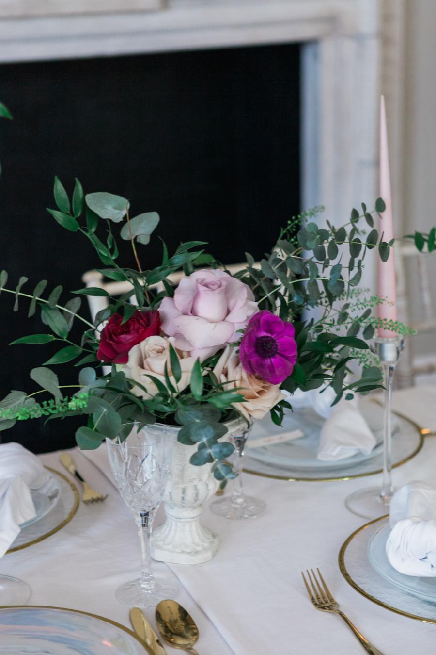 Breathtakingly beautiful - diversity wins in this stunning RSA London wedding editorial! (50)