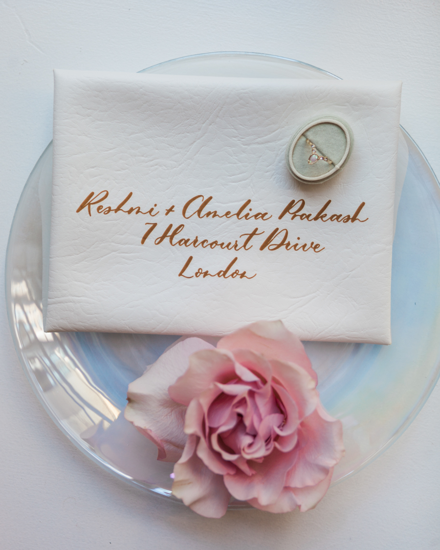 Breathtakingly beautiful - diversity wins in this stunning RSA London wedding editorial! (44)
