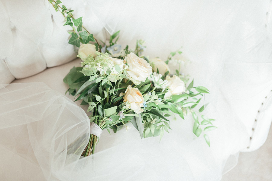 French Manor Styled Wedding Shoot in delicate blues, with Hannah McClune Photography on English Wedding Blog (30)