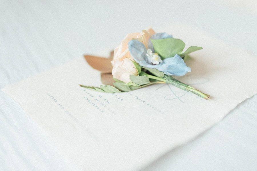French Manor Styled Wedding Shoot in delicate blues, with Hannah McClune Photography on English Wedding Blog (31)