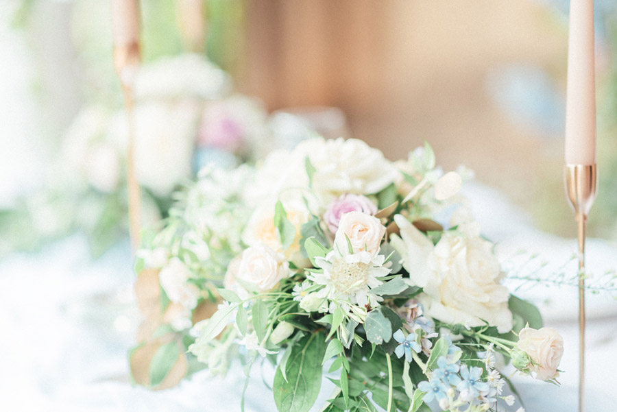 French Manor Styled Wedding Shoot in delicate blues, with Hannah McClune Photography on English Wedding Blog (44)