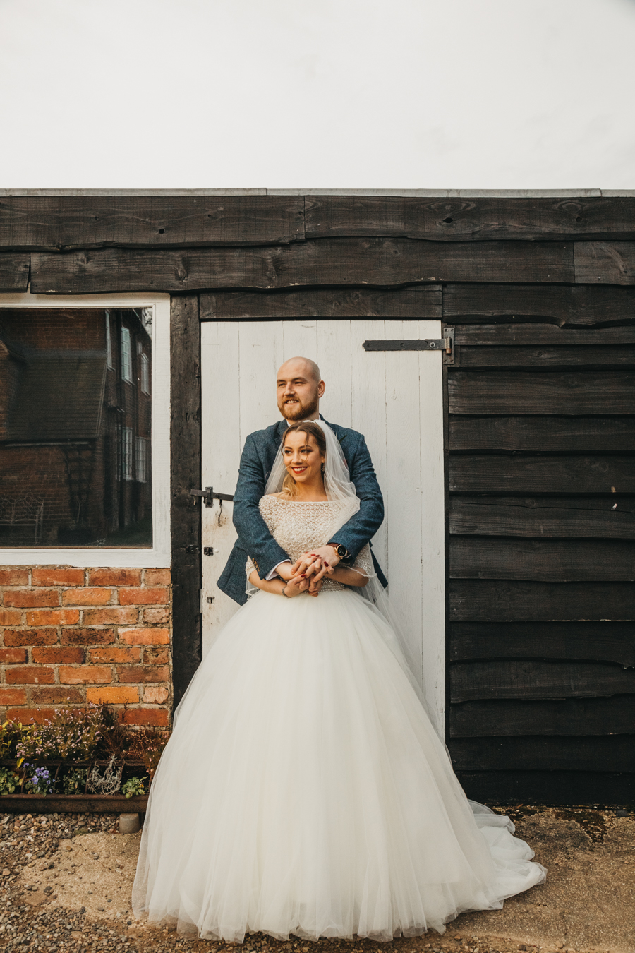 Sophie & Chris's beautiful English wedding at Curradine Barns, with Nellie Photography (33)